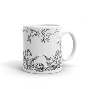 Mug / Fuck. Off. I'm gardening.