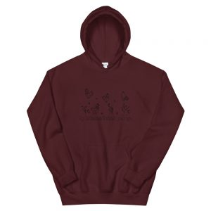Unisex Hoodie / My bitches'll fuck you up.